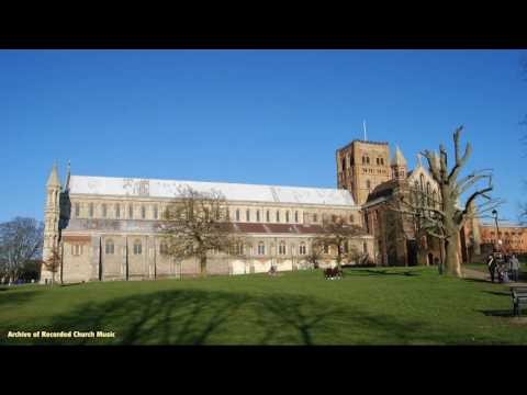 BBC Choral Evensong: St Alban's Cathedral 1995 (Barry Rose)