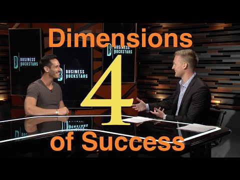 The 4 Dimensions of Success with Joel Brown from Addicted2Success and Mark Lack