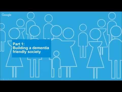 Building a dementia friendly society webinar