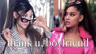 """thank u, boyfriend"" - Mashup of Ariana Grande ft. Social House"