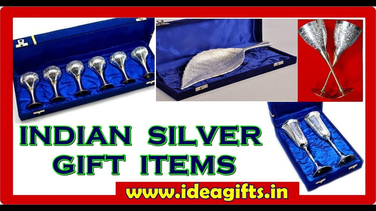 EXCLUSIVE SILVER GIFT ITEMS for Diwali Corporate Gifting