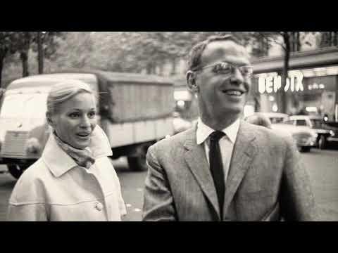 Harry Schein, Ingrid Thulin And Ingmar Bergman