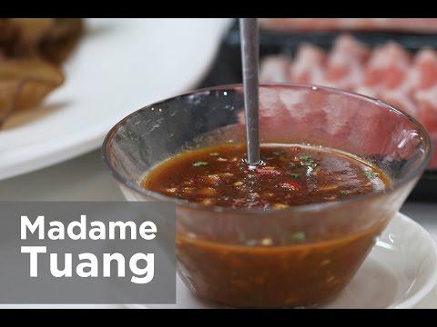น้ำจิ้มหมูกระทะ - Madame Tuang 15/06/59 [EP.17] 2/3