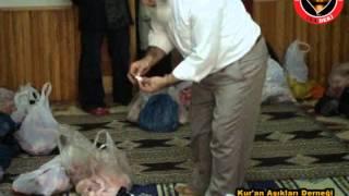 2012 yılı  kurban eti dağıtımı