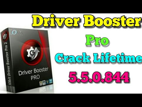 baixar driver booster 5.4
