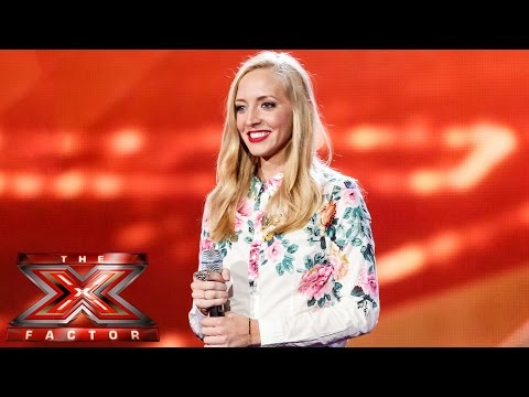Lizzy Pattinson sings Chris Isaak's Wicked Game | Boot Camp | The X Factor UK 2014
