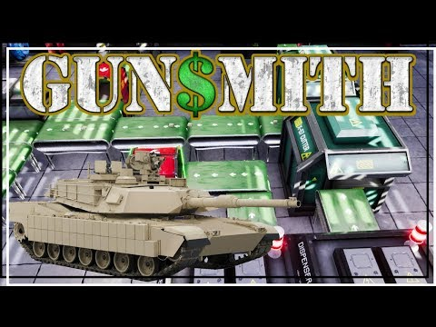 ★ LOCKED AND LOADED! -- Gunsmith -- ep 1 -- Gunsmith game early access