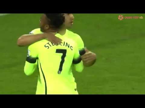 Sunderland vs Manchester City 1-4 All Goals (Capital One Cup 22-09-2015) HD