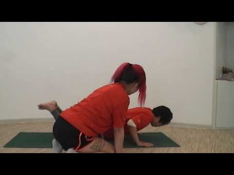 How to do a push up for women?
