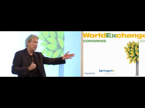 Hoodwinked - what wrecked our economy? How to fix it - John Perkins, World Exchange Congress