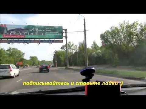 11) Челябинск - Златоуст.  Переезд из Новокузнецка в Крым.  2 день   21 05 2016