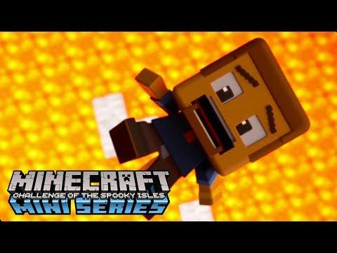 Minecraft Mini Series Episode 2   Mattel Action!
