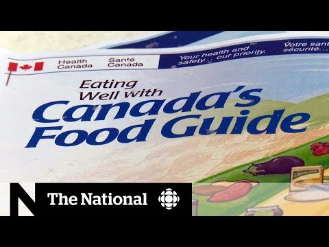 Revamped Food Guide Set To Be Unveiled, But Do Canadians Really Care?