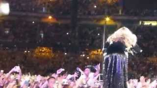Beyonce - i will always love you/halo - live from London Twickenham By Arek