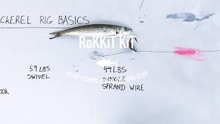 Dead Bait Wire Mackerel Rig 101 - To Catch big Spanish! Fishing Australia