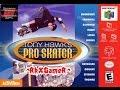 Tony Rawk Pro Skater: N64 - Manobras no modo livre.