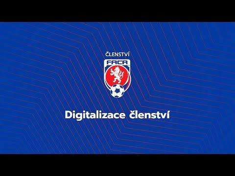 Digitalizace členství FAČR