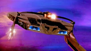WIDESCREEN - Wrath of Khan - Mutara Nebula Battle [#2]