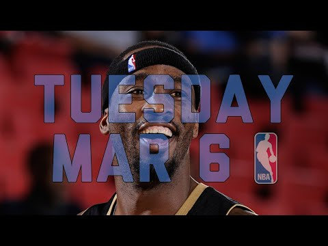 NBA Daily Show: Mar. 6 - The Starters