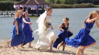 море позитивных эмоций Свадебное видео в Москве видеооператор на свадьбу +7 951 158 21 64
