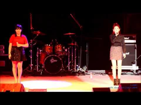 15&(Park Jimin, Baek Yerin) LIVE. Put It In A Love Song(Alicia Keys & Beyonce), Dankook Univ..wmv