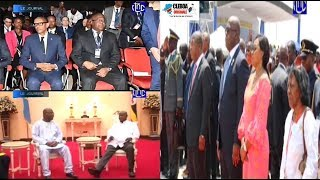 Président Félix TSHISEKEDI en Ouganda, Angola et Rwanda pour l'intérêt de la RDC