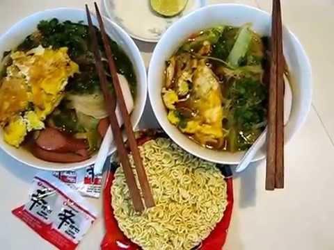 mi-dai-han-cay,-xuc-xich,-trung-chien-va-rau-cai/korean-instant-noodles