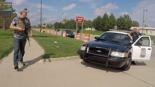 Its Funny: Police Do Exactly What We Want in Taylor, MI