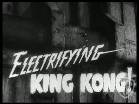 King Kong 1933 Trailer