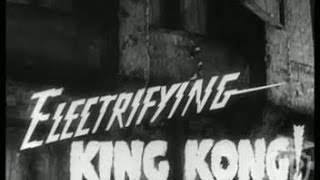 King Kong (1933) Trailer