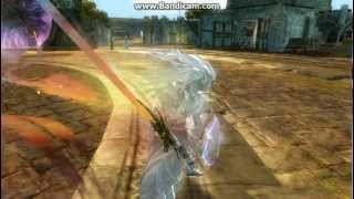 Guild Wars 2 The Legendary Greatsword, Sunrise