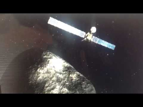 Historic Landing On A Comet Coming 11/11/14 European Space Agency