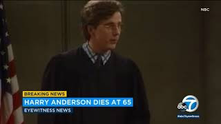Harry Anderson, known for role on TV's 'Night Court,' dies at 65 I ABC7