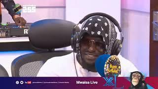 LIVE: MWAISA NA MOTRA THE FUTURE KWENYE XXL YA CLOUDS FM MUDA HUU.