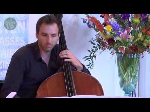 Tabakov - Sonata for viola and double bass - Lilli Maijala & Olivier Thiery