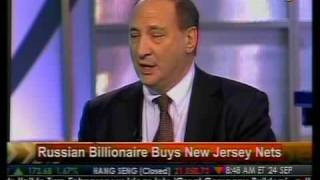 In-Depth Look - Russian Billionaire Buy NJ Nets