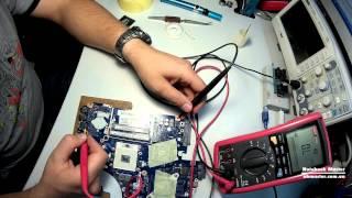 ★ Ремонт ноутбука - Як перевірити USB порти в ноутбуці How to check USB in laptop