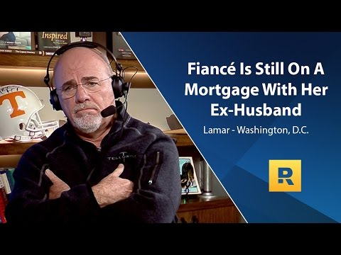 Fiancé Is Still On A Mortgage With Her Ex-Husband