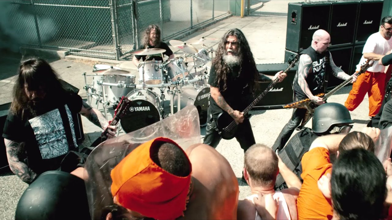SLAYER - Repentless  OFFICIAL MUSIC VIDEO