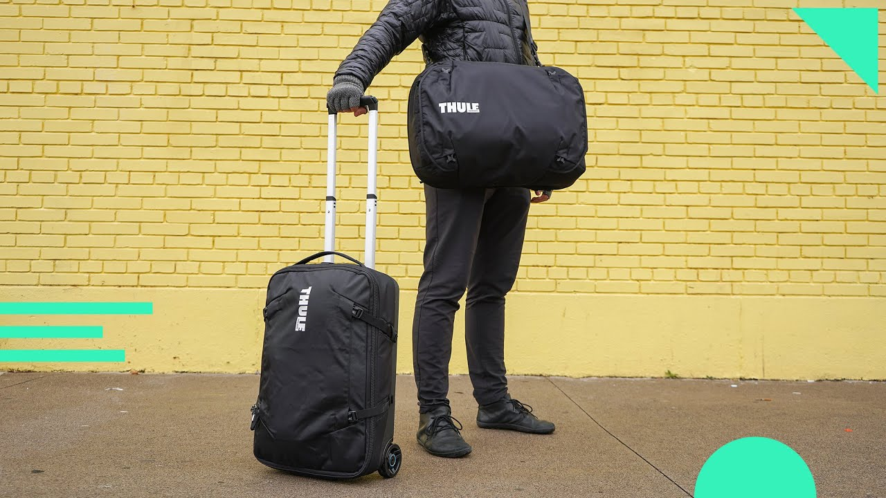 Thule Subterra Wheeled Duffel Review (Initial Thoughts)