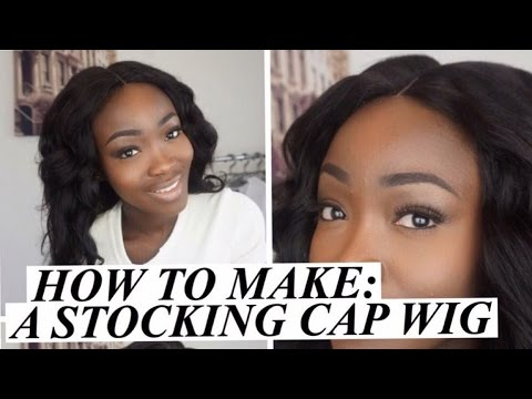 Stocking Cap Wigs