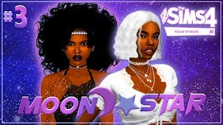 🌙Moon Star⭐THE SIMS 4 REALM OF MAGIC🔮 #3 Functional Potion Shop AT HOME