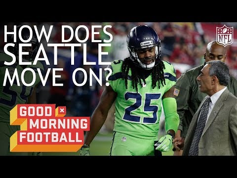 How Do the Seahawks Recover from the Loss of Richard Sherman? | Good Morning Football | NFL Network