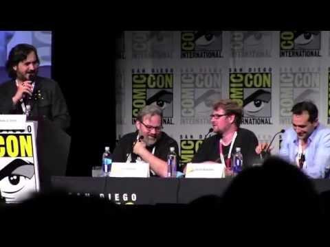 Rick And Morty Panel San Diego Comic-Con 2015