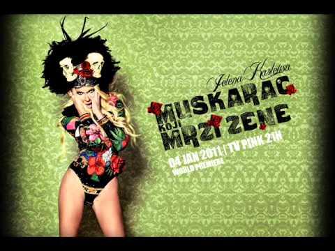 Jelena Karleusa  - Muskarac koji mrzi zene  + LYRIC