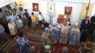 KOSZALIN-2014 60-lecie Parafii Prawosławnej, Zaśnięcie NMP - Liturgia Święta