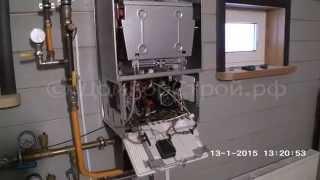 Техническое обслуживание одноконтурного котла Buderus(, 2015-03-06T21:24:44.000Z)