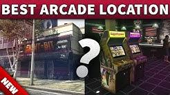 GTA 5 Best Arcade Location To Buy   GTA ONLINE NEW BEST CASINO DLC HEIST ARCADE LOCATION TO OWN