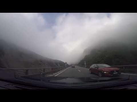 Hokitika to Christchurch via Arthurs Pass and Otira Valley