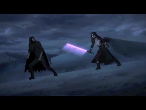Kirito Vs Death Gun [AMV] Duel Of Fates